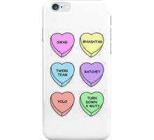 Twerk Hearts iPhone Case/Skin