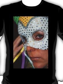 Woman with mask T-Shirt