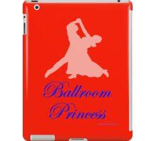 Ballroom Princess iPad Case/Skin