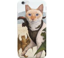 Catleesi iPhone Case/Skin
