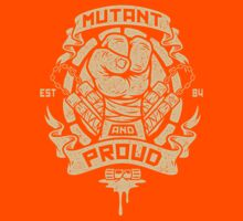 Mutant and Proud! (Mikey) by Brandon Wilhelm