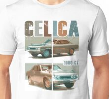 NEW Men's Classic Car T-Shirt Unisex T-Shirt