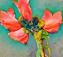 October Bloom by vanhagen