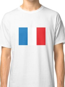 France flag Classic T-Shirt