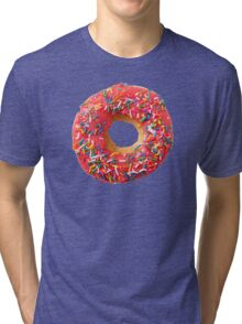 Donut Tri-blend T-Shirt