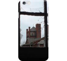 View to the tower. iPhone Case/Skin