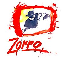 Zorro Zorro by gencodemirer