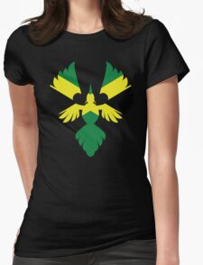 Jamaica Phoenix Womens Fitted T-Shirt
