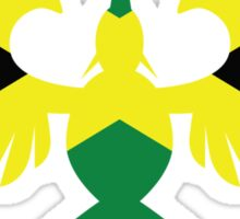 Jamaica Phoenix Sticker