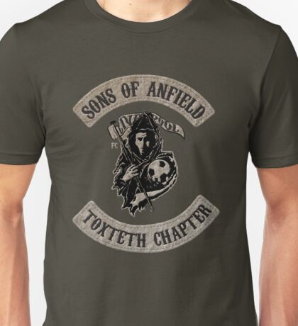 Sons of Anfield - Toxteth Chapter Unisex T-Shirt