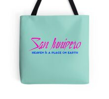 Heaven Is A Place On Earth Tote Bag