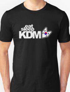Eat Sleep KDM (1) T-Shirt