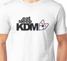 Eat Sleep KDM (2) Unisex T-Shirt
