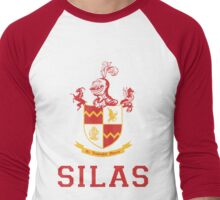 Silas University- Carmilla Men's Baseball ¾ T-Shirt