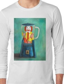 Happy Meal Long Sleeve T-Shirt
