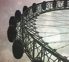 The London Eye by Circe Lucas