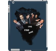 You know what they say about wine... iPad Case/Skin