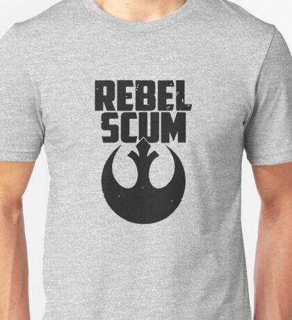 rebel scum funny Unisex T-Shirt
