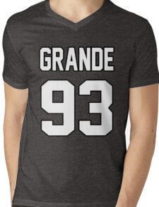 Ariana Grande Mens V-Neck T-Shirt