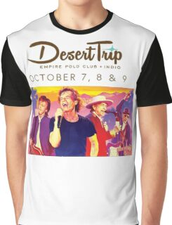 Desert Trip Graphic T-Shirt