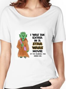 Star Wars Fan Women's Relaxed Fit T-Shirt