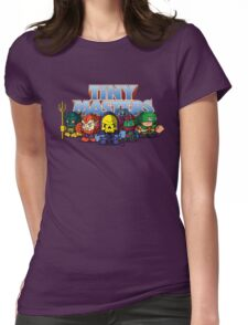 Tiny Masters Womens Fitted T-Shirt
