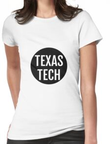 Texas Tech Womens Fitted T-Shirt