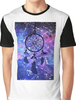 Dream catcher Nebula Graphic T-Shirt