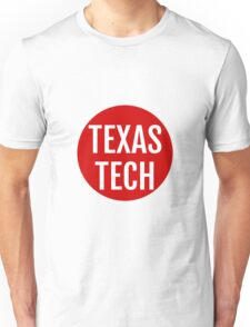 Texas Tech Unisex T-Shirt