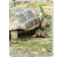 Hey, Get Off Of Me! iPad Case/Skin
