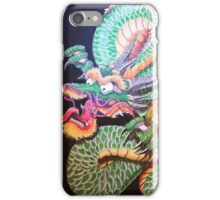 East West Dragon iPhone Case/Skin