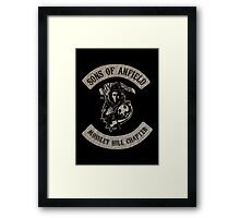 Sons of Anfield - Mossley Hill Chapter Framed Print
