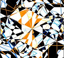 Wired - Abstraction Collection by Noah Kantor
