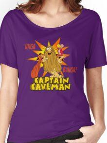 Captain Caveman Unga Bunga Women's Relaxed Fit T-Shirt