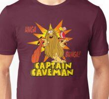 Captain Caveman Unga Bunga Unisex T-Shirt