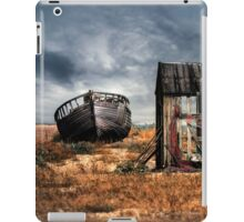 Fisherman Memories iPad Case/Skin