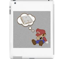 Mario Dreams of Dreamcast iPad Case/Skin