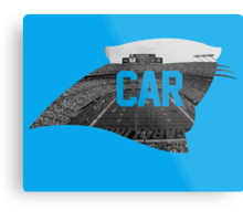 B of A Stadium, Carolina Metal Print