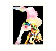 Samus Colors Art Print