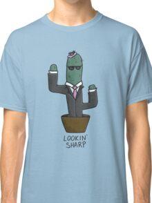 Lookin Sharp Cactus Classic T-Shirt