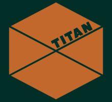 Destiny Game - Titan Symbol T-Shirt