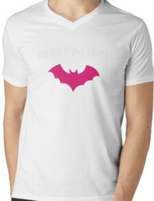 BATMIMI - Proud MIMI GrandMother Super Mimi Hero Mens V-Neck T-Shirt