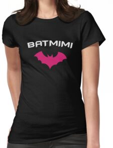BATMIMI - Proud MIMI GrandMother Super Mimi Hero Womens Fitted T-Shirt