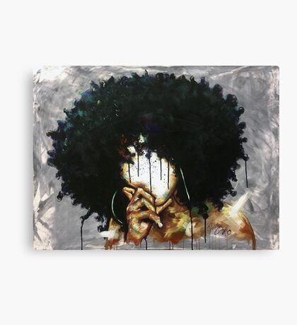 Naturally XV Canvas Print