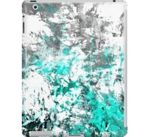 abstract  w/t iPad Case/Skin