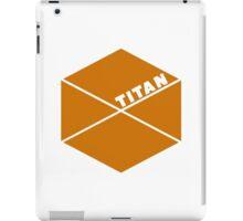 Destiny Game - Titan Symbol iPad Case/Skin