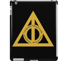 Lord of the Hallows iPad Case/Skin