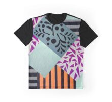 Pattern Collage  Graphic T-Shirt