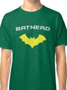 BATNERD - Super Hero Nerd Geek  Classic T-Shirt