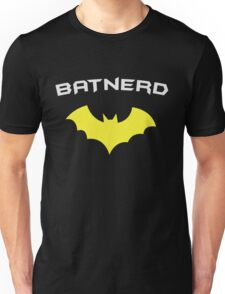BATNERD - Super Hero Nerd Geek  Unisex T-Shirt